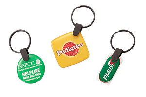 Double side doming keychain #KCODD line by QCS Asia w17.17