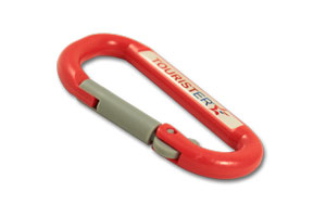 Plastic carabiner 80mm #PKB8 by QCS Asia w2.17