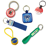 Plastic patented keychain by QCS Asia W13.16