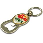 Zamac bottle opener keychain #ZOP8 by QCS Asia w20.16