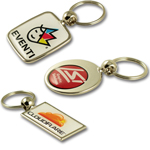 Zamac keychain with doming #ZKA by QCS Asia w25.16