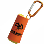 Rubber shopping bag holder keychain #ECB by QCS Asia w31.16