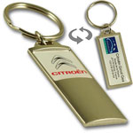 Metal dealership and garage totem keychain #MKATTby QCS Asia W4.17