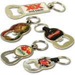 Zamac bottle opener keychain #ZOP line by QCS Asia w42.16