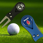 Golf divot tool with ball marker #PGT by QCS Asia w50.16