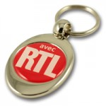 Zamac coin holder keychain #ZUM01302 by QCS Asia W8.16