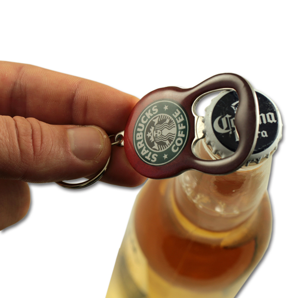 """8"" shape stainless steel speed bottle opener"